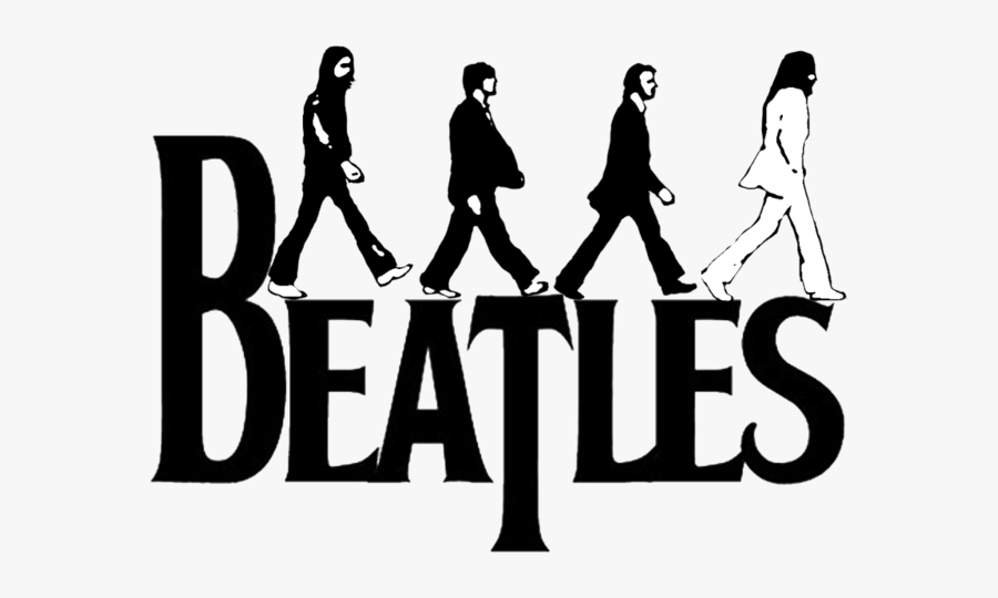 Beatles Logo Clipart Transparent Background , Free.