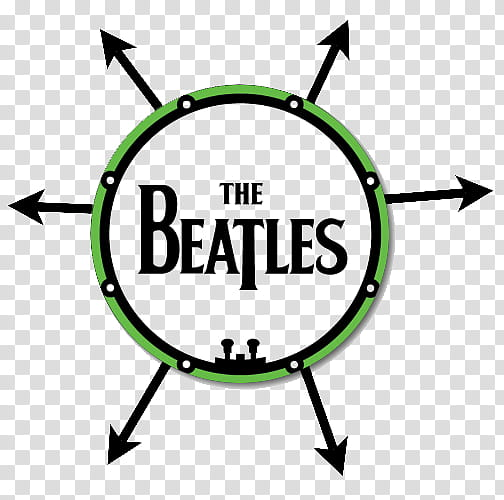Logos,, The Beatles transparent background PNG clipart.
