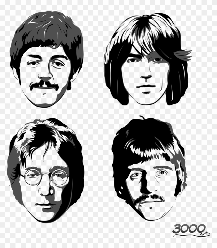 Beatles Png Free Download.