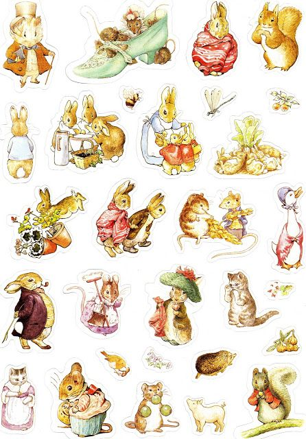 1000+ images about Beatrix Potter on Pinterest.
