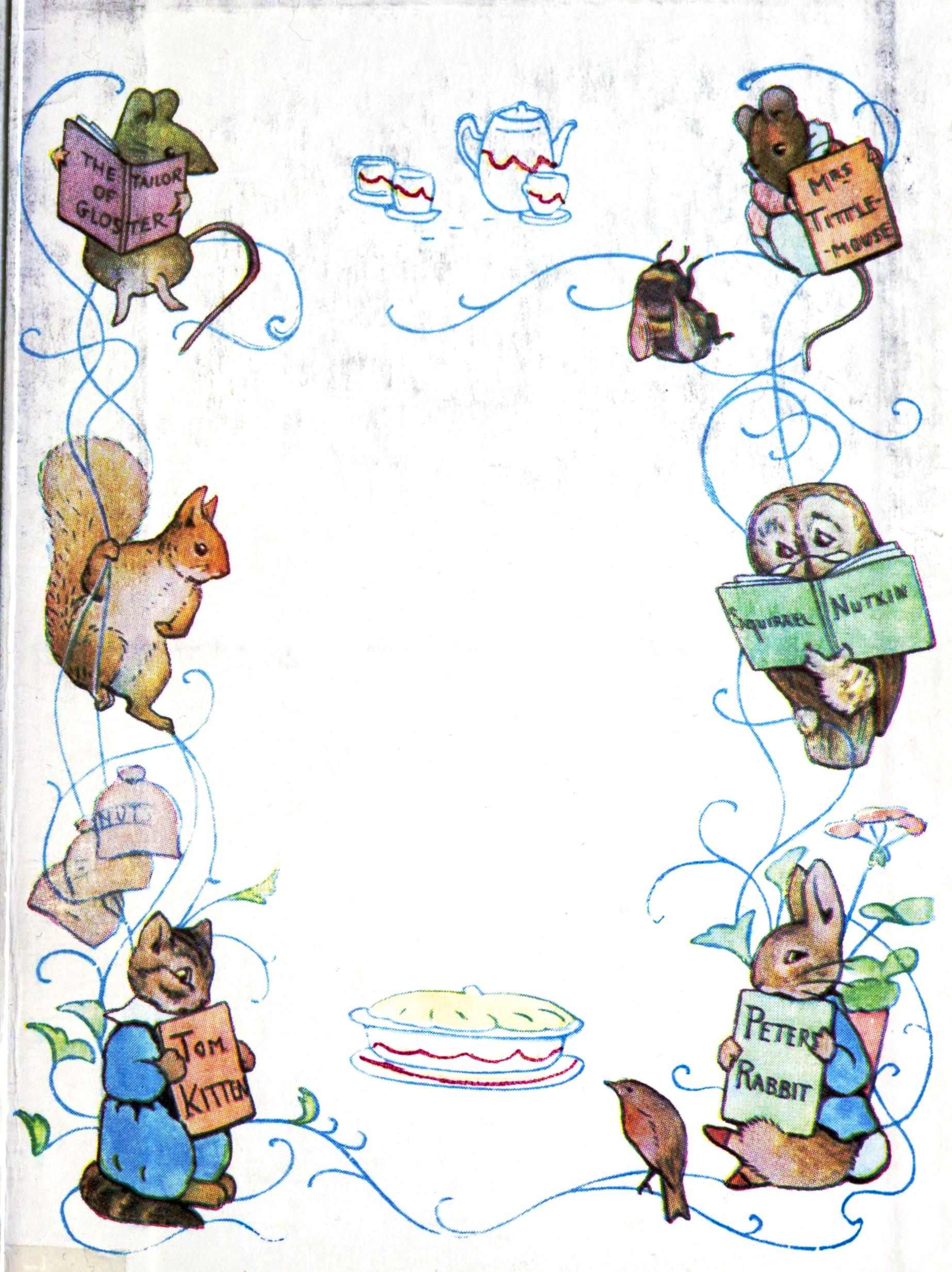 Free Beatrix Potter Cliparts, Download Free Clip Art, Free.