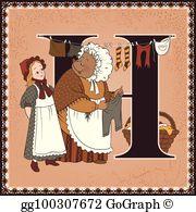 Beatrix Potter Clip Art.