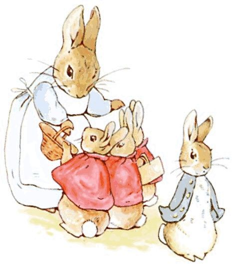 Peter Rabbit Free Clipart download free, best quality on.