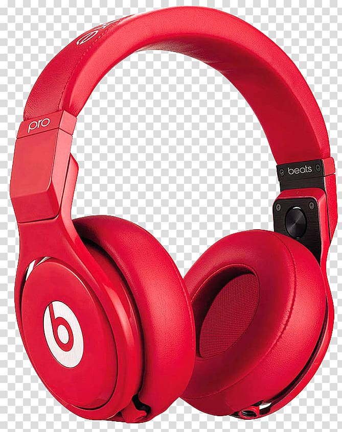 Red Beats by Dr. Dre wireless headphones, Headphones Beats.