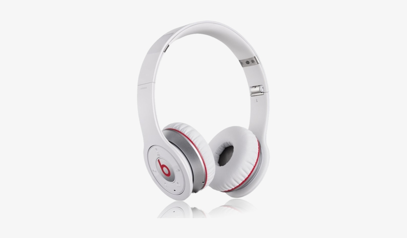 Beats By Dre Solo Wireless White High Definition Stereo.