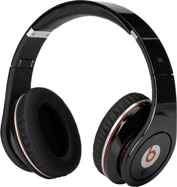 HD Beats By Dre Headphones.