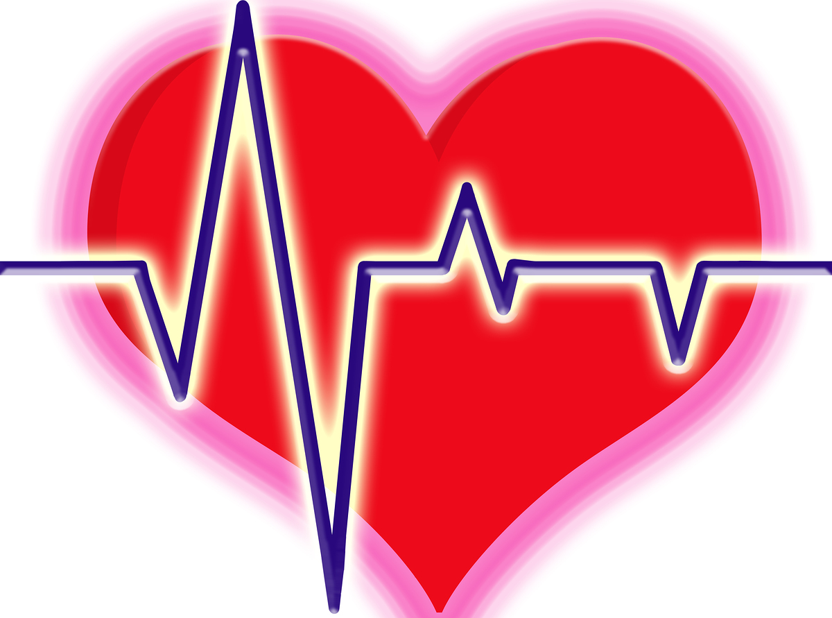 Heart Beat Clipart.