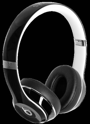 [bügelkopfhörer Kabelgebunden] Solo2 Luxe Edition Black.