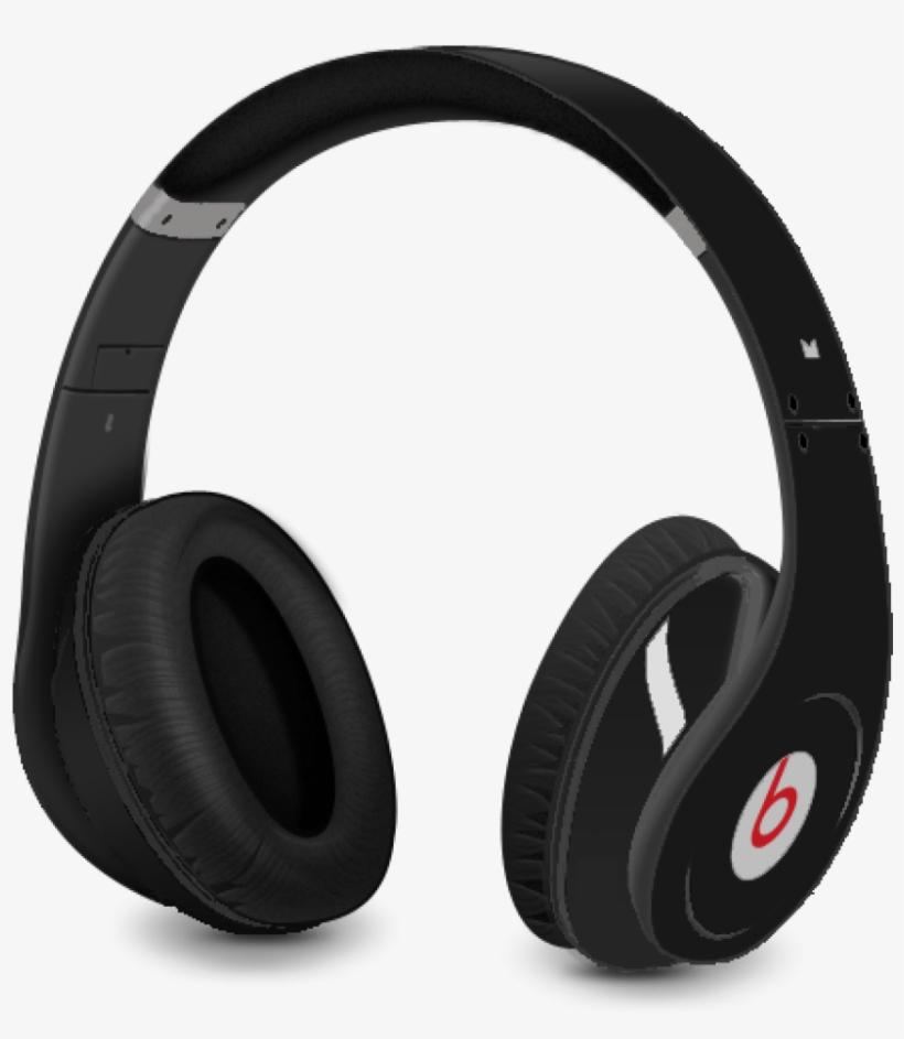 Beats Headphones Png.