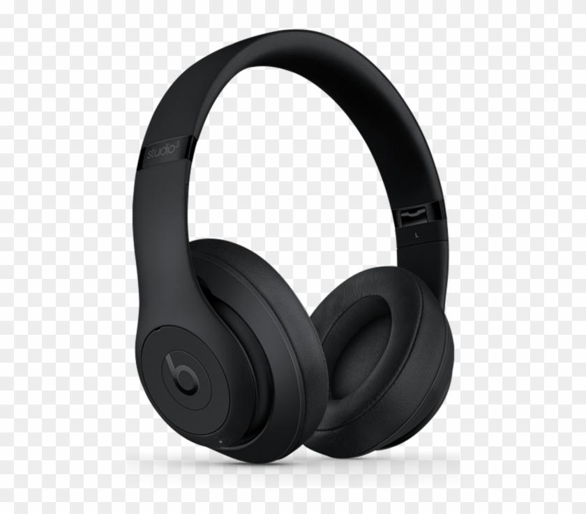 Beats Studio3 Headphones.