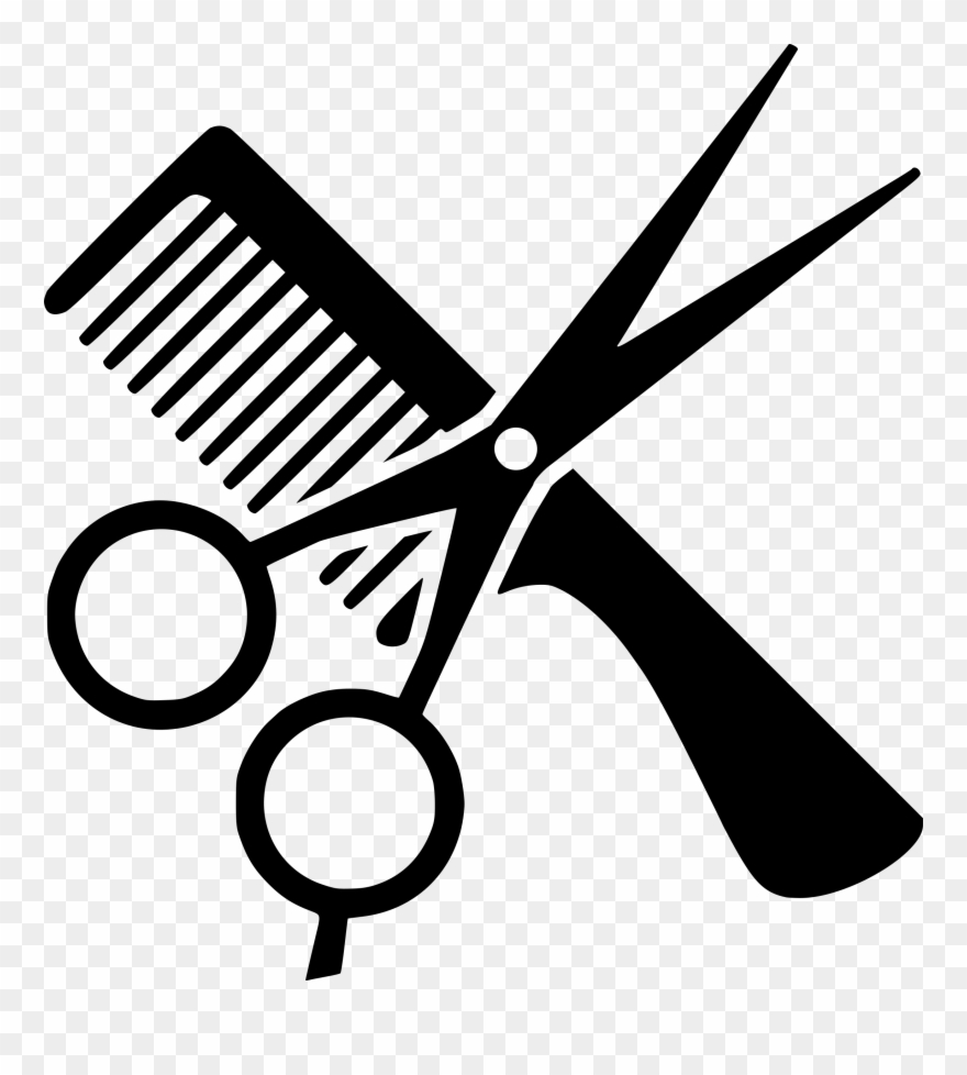 Comb Hairdresser Beauty Parlour Barber Computer Icons.