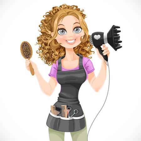 5,190 Beautician Stock Vector Illustration And Royalty Free.