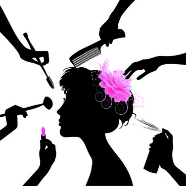 Beauty salon clipart free vector download (12,571 Free vector) for.
