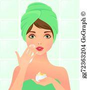 Beautician Clip Art.