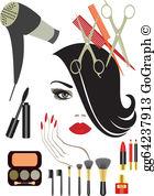 Beauty Salon Clip Art.