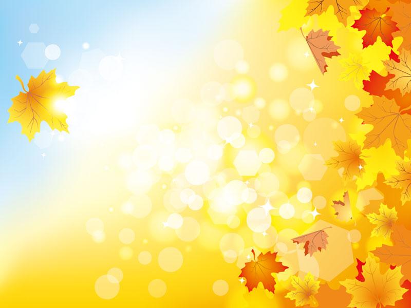 Christian Autumn Clipart.