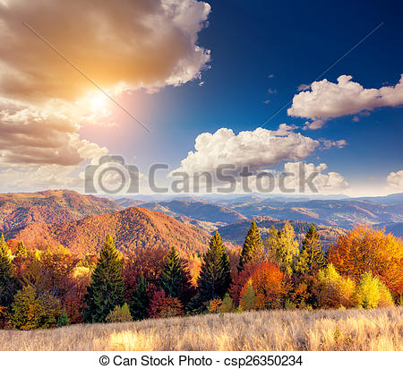 Stock Photos of beautiful autumn day.
