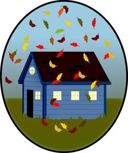 Autumn Clipart Image.