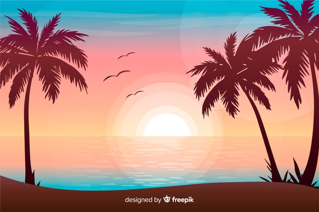 Summer Beach Vectors, Photos and PSD files.