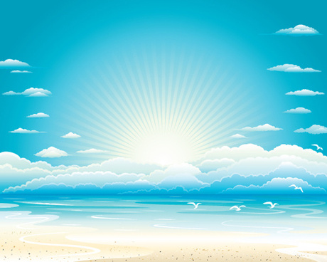 Beach free vector download (927 Free vector) for commercial.