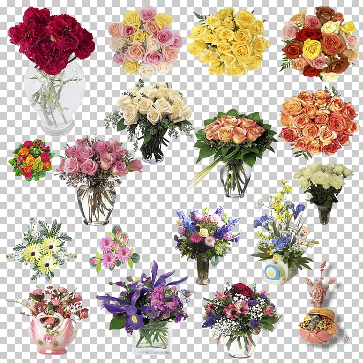 Floral design Flower bouquet Rose, Beautiful Bouquet PNG.