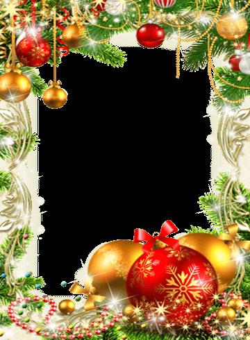 Merry Christmas photo frames.