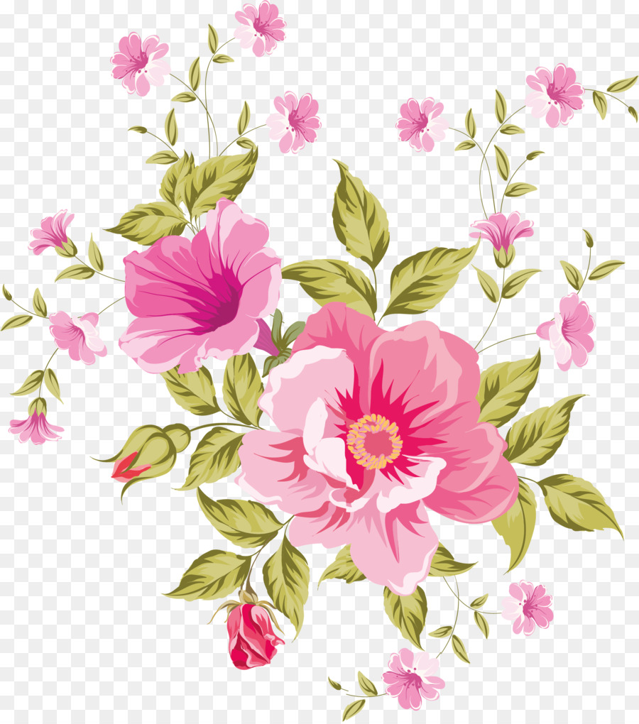 Bouquet Of Flowers Drawingtransparent png image & clipart free download.
