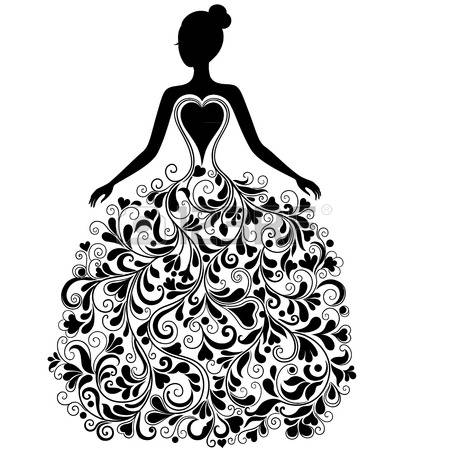 399 Ball Gown Stock Vector Illustration And Royalty Free Ball Gown.