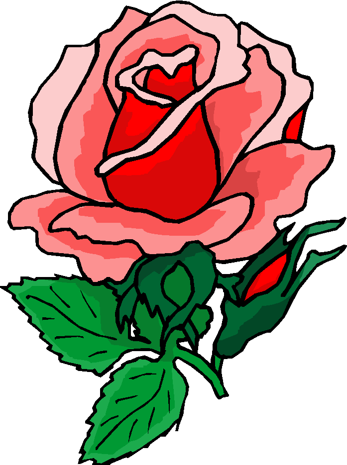 Beautifull flower clipart.