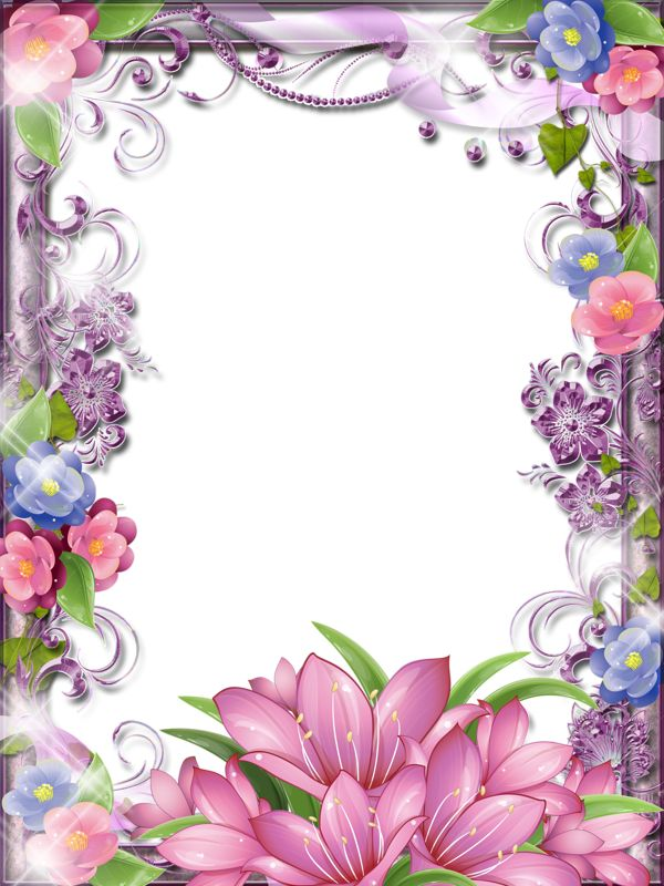 Free Beautiful Borders And Frames For Projects, Download.