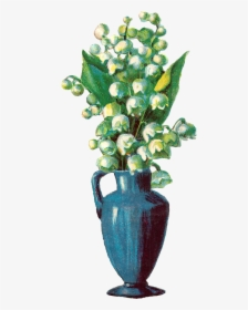 Beautiful Flower Vase With Flowers PNG Images, Free.