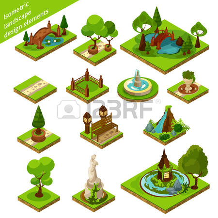 568 Fountain Garden Cliparts, Stock Vector And Royalty Free.