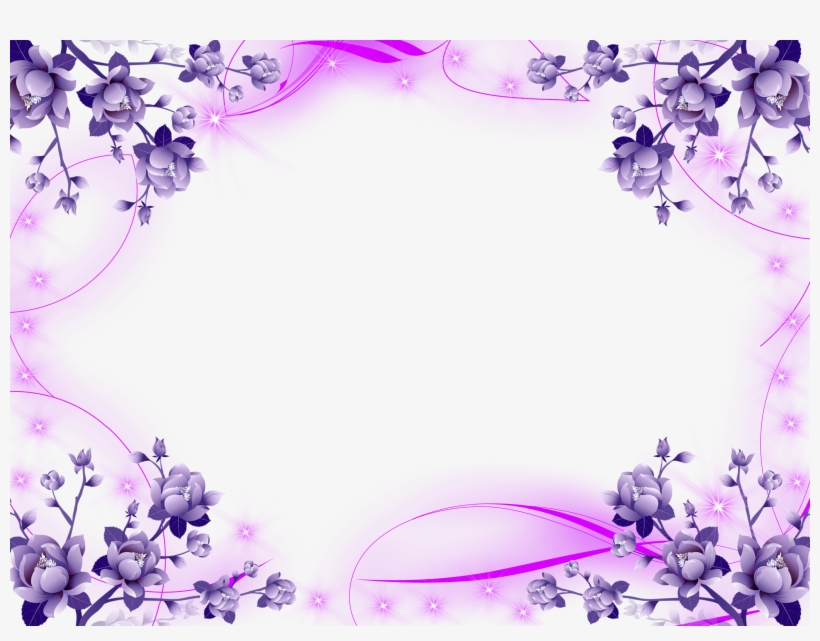 Beautiful Frame Png Format.
