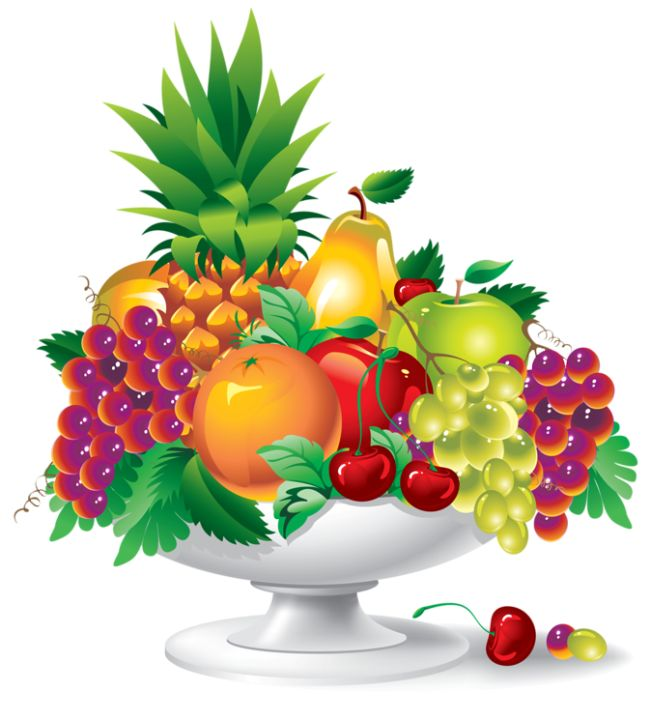Of the wild fruits clipart #3