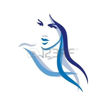 10,216 Long Beautiful Hair Stock Vector Illustration And Royalty.