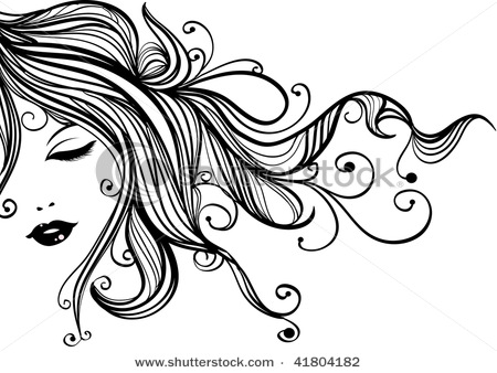 1000+ images about Hair clip art on Pinterest.