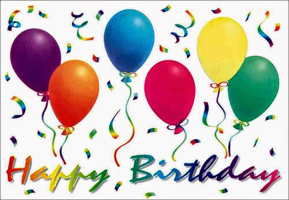 beautiful happy birthday clipart #17