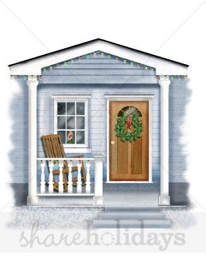 clipart of porches.