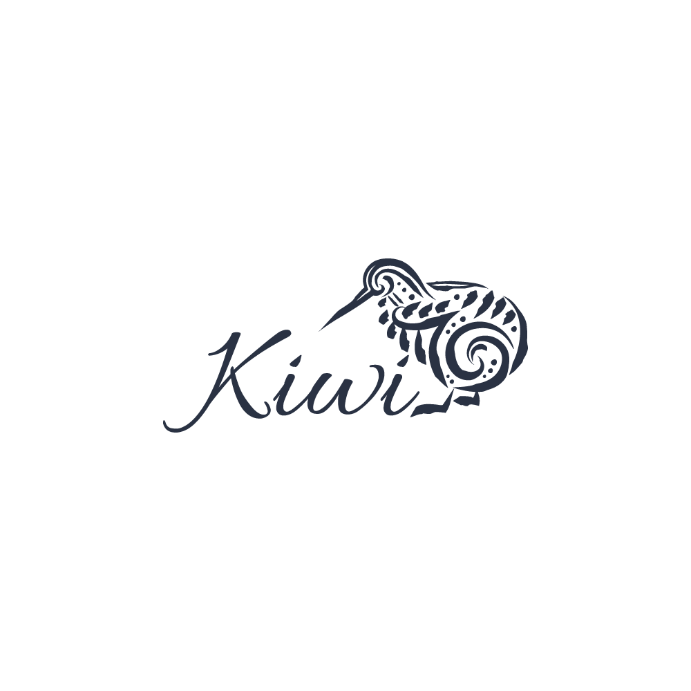 For Sale: Kiwi Bird Logo Design.