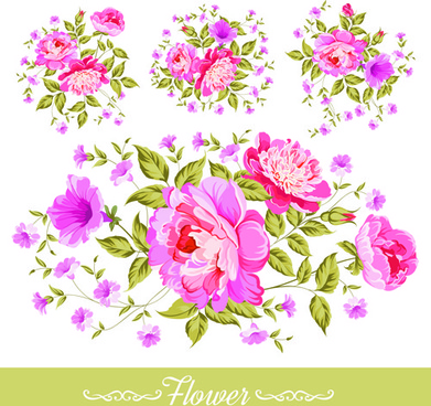 Beautiful magenta flower clipart clipground beautiful petal flowers clipart free vector download 20344 free beautiful pink flower vector mightylinksfo