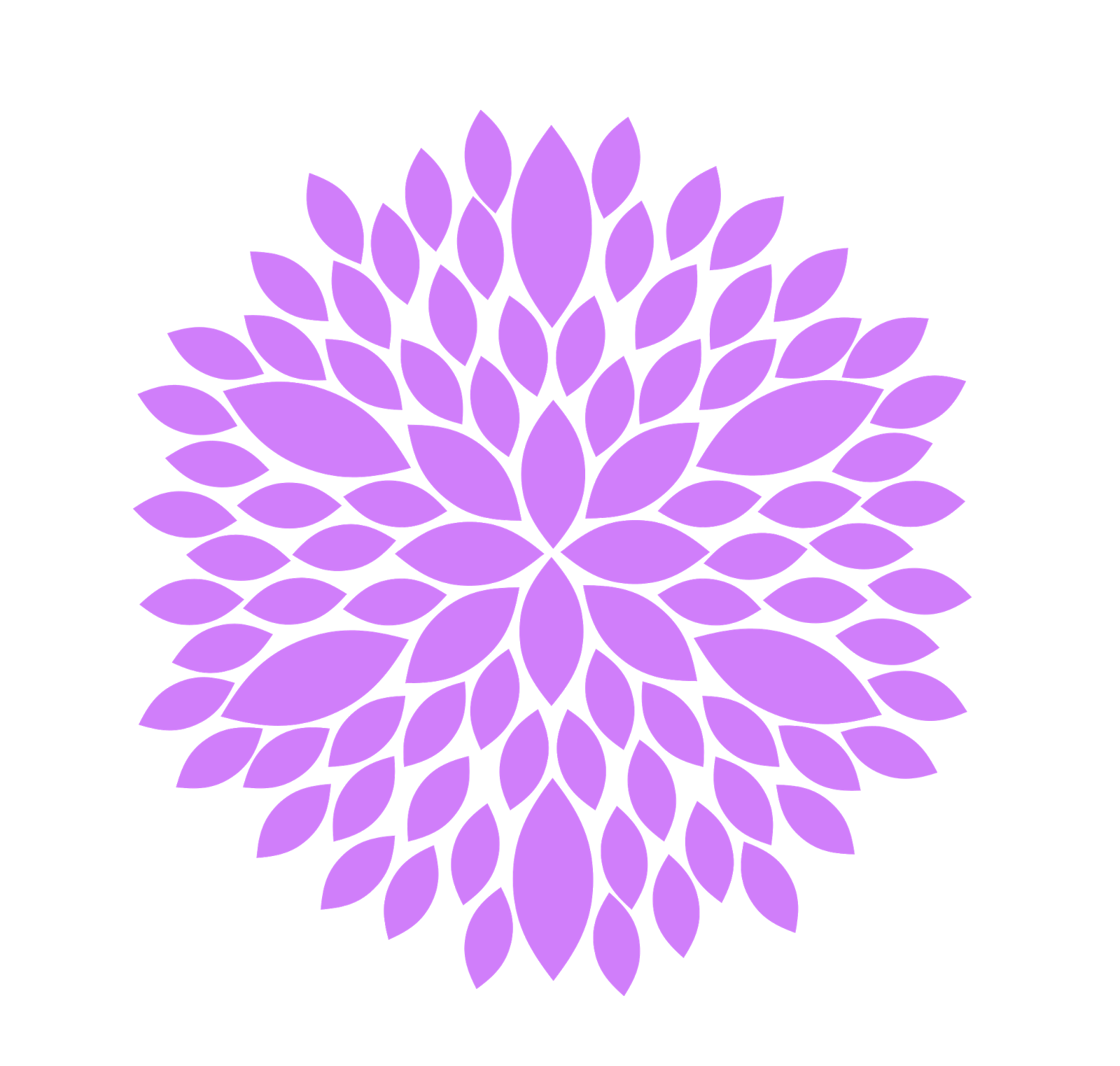 Flower Clipart Beautiful Purple Free Clipart Get This Flower.