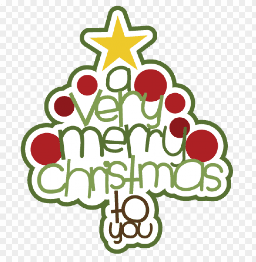 Beautiful Merry Christmas Clipart Images.