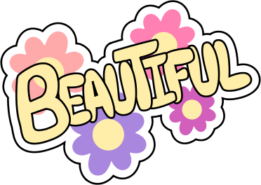 Beautiful Png Vector, Clipart, PSD.