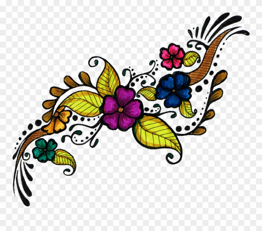Free Png Download Beautiful Tattoo Png Images Background.