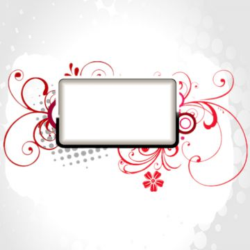 Text Frame PNG Images.