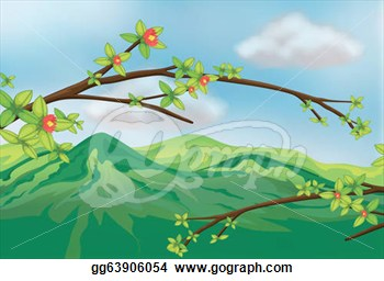 Beautiful scenery pictures clipart.