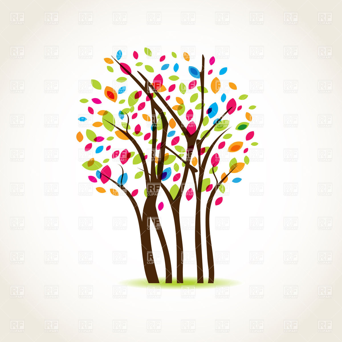 Beautiful Spring Clipart.