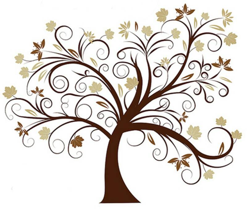 tree clipart wallpaper #4