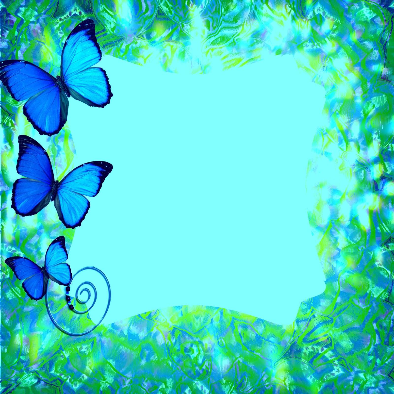 Butterfly Borders.