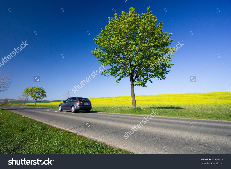 Beautiful Weather 8 Beautiful Day Yellow Stock Photo 23396512.